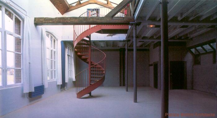 ecole d 39 architecture de normandie patrice mottini atelier. Black Bedroom Furniture Sets. Home Design Ideas