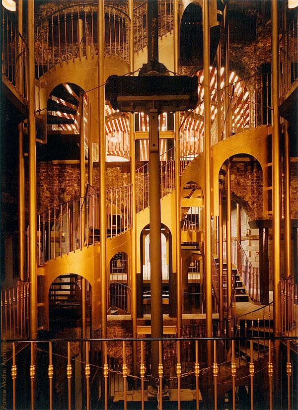 ecole d 39 architecture de normandie patrice mottini escalier central. Black Bedroom Furniture Sets. Home Design Ideas